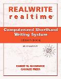 Realwrite/Realtime Computerized Shorthand Writing