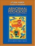 Abnormal Psychology: the problems of maladaptive behavior eleventh edition