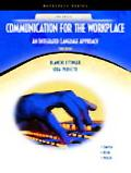 Communication For The Workplace An Integrated Language Approach
