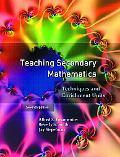 Teaching Secondary Mathematics Techniques And Enrichment Units