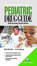 Prentice Hall Pediatric Drug Guide