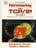 Internetworking with TCP/IP: Vol.II, Design, Implementation, and Internals