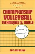 Championship Volleyball Techniques...