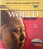 Prentice Hall World History - North Carolina Teacher's Edition
