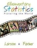 Stand Alone Study Pack for Elementary Statistics: Picturing the World (Your Student Study Pack)