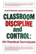 Classroom Discipline+control