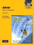 Java How to Program: Early Objects Version: International Version