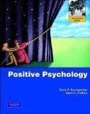 Positive Psychology: International Edition