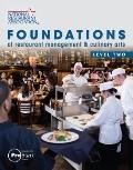Foundations of Restaurant Management and Culinary Arts : Level 2