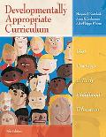 Developmentally Appropriate Curricula: Best Practices in Early Childhood Education (with MyE...