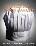 The Professional Kitchen Manager (MyCulinaryLab Series)