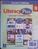 Literacy Plus, Level B: Language, Lifeskills, Civics (Teacher's Edition)