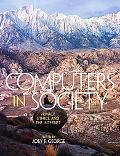 Computers in Society Privacy, Ethics, and the Internet