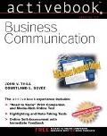 Business Communication Activebook Version 2.0