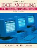 Excel Modeling in the Fundamentals of Corporate Finance