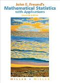 John E. Freund's Mathematical Statistics with Applications (7th Edition)
