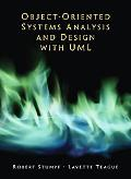 Object-Oriented Systems Analysis and Design with UML