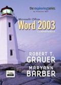 Microsoft Office Word 2003 Comprehensive