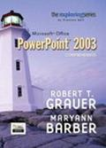 Microsoft Office PowerPoint 2003 Comprehensive