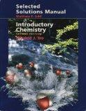 Selected Solutions Manual for Introductory Chemistry and CW+ GradeTracker Access Card Package