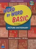 Word By Word Basic Picture Dictionary: Literacy Vocabulary Workbook (Book & CD