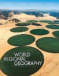 World Regional Geography A Development Approach