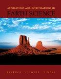 Applications and Investigations in Earth Science (5th Edition)