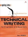 Spring Into Technical Writing For Engineers and Scientists