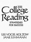College Reading Strategies for Success