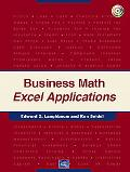 Business Math Excel Applications