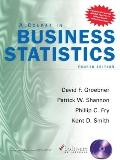 Course In Business Statistics Business Statistics