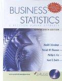 Business Statistics: A Decision-Making Approach and  Student CD Update Package (6th Edition)