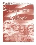 Government by the People, Texas Version : Practice Tests