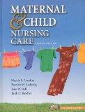 Maternal& Child Nursg Care&clin Skills Manl