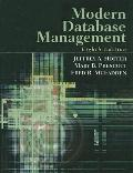 Modern Database Management [With CDROM]