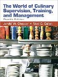 World of Culinary Supervision