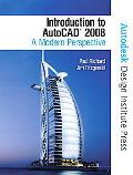 Introduction to Autocad 2008 A Modern Approach