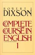 Complete Course in English Course Book One - Robert J. Dixson - Paperback - REV