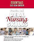 Prentice Hall Real Nursing Skills Essentials Dvd-rom