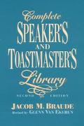 Complete Speaker's and Toastmaster's Library Speech Openers and Closers/Human Interest Stori...