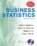 Course In Business Statistics