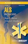 Brady Pocket Reference For Als Providers