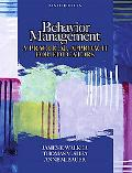 Behavior Management A Practical Approach for Educators