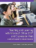 Teaching And Learning With Microsoft Office And Frontpage A Multi-level Approach to Computer...