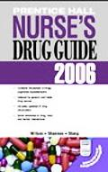 Nurse's Drug Guide 2006-w/cd