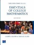Essentials of College Mathematics -Student Solutions Manual - Cheryl Cleaves - Paperback