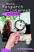 How to Research the Internet for Fashion