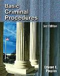 Basic Criminal Procedures