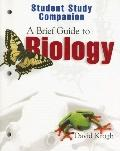 Brief Guide to Biology Student Study Companion