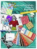 Rendering Fashion, Fabric & Prints With Adobe Illustrator